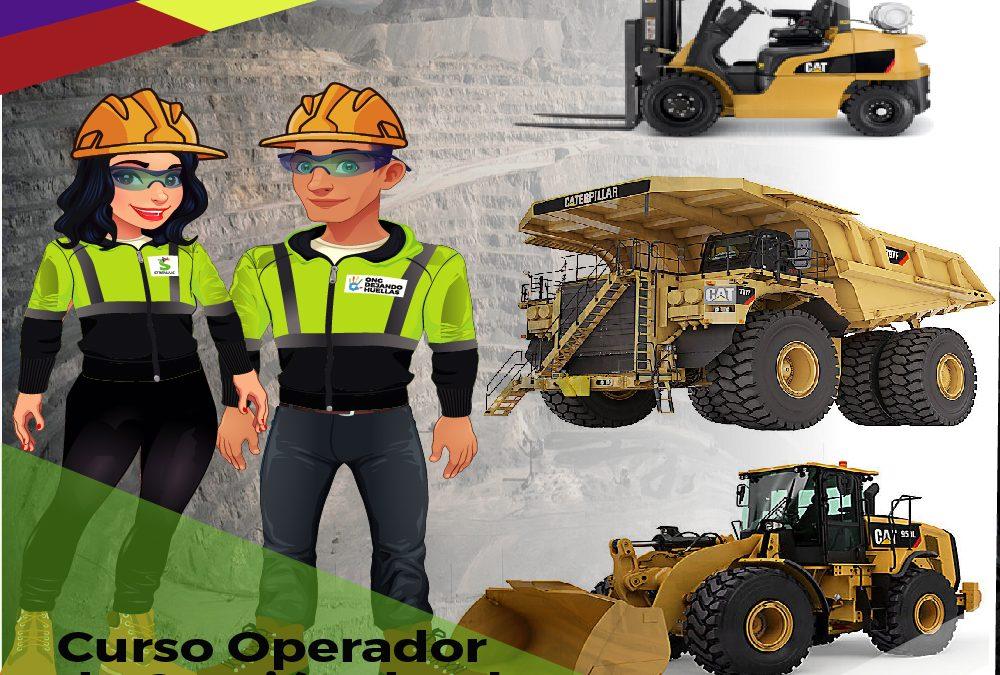 Postulación al Curso Operador de Camión de Alto Tonelaje y Equipos de apoyo para la minería abril 2020.